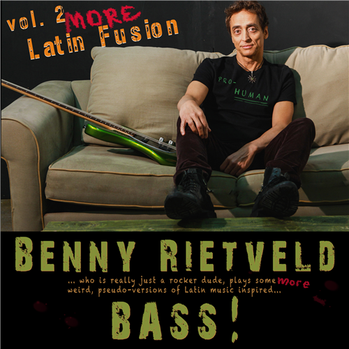 Benny Rietveld Bass More Fusion Vol. 2