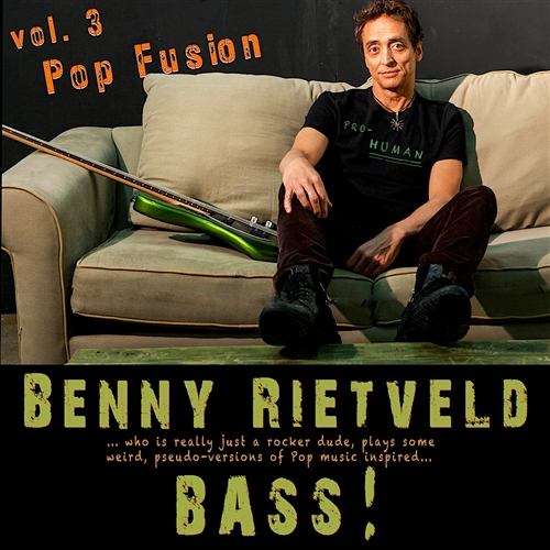 Benny Rietveld Bass Pop Fusion Vol. 3