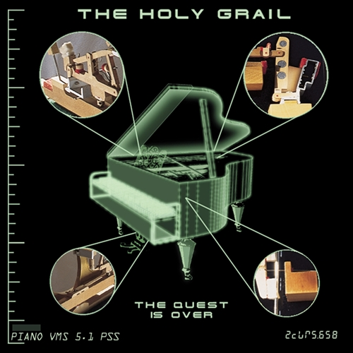 The Holy Grail PIano - Logic EXS