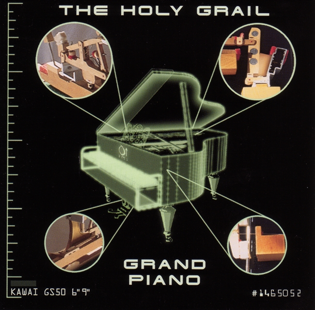The Holy Grail Piano for Kontakt 5.7