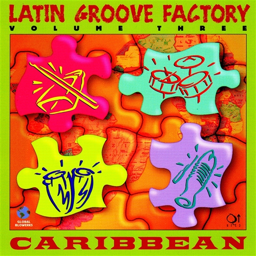 Latin Groove Factory V1 Afro-Cuban - RexAppleWav