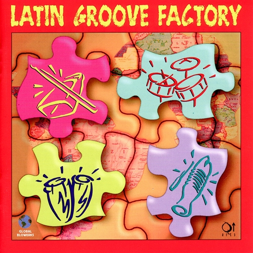 Latin Groove Factory V1b Afro-Cuban - RexAppleWav