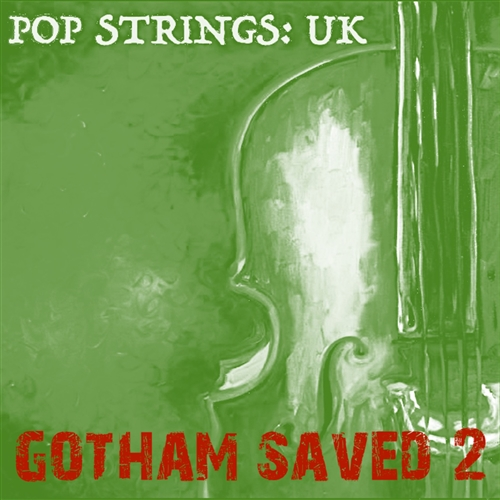 Pop Strings UK, Q Up Arts, Harry Robinson, Sam Smith