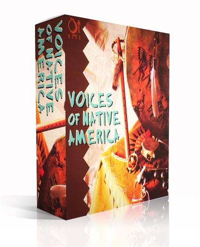 Voices of Native America V1 & V2 Bundle in Kontakt 5