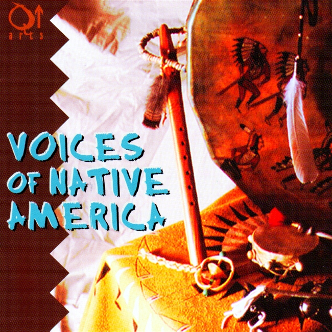 Voices of Native America V1 - Apple Logic EXS
